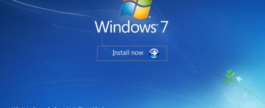 สอนการลง Windows 7 USB ละเอียดทุกขั้นตอน (มือใหม่)