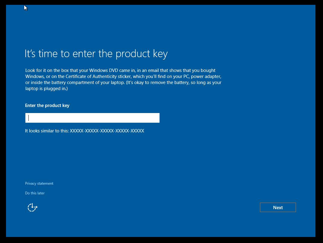 Install Windows on Windows 10 Outlook Express