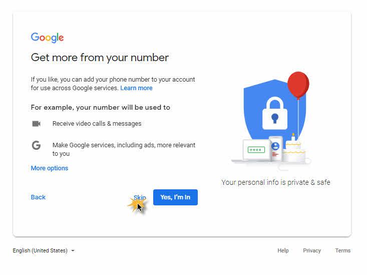 สมัคร Gmail ใหม่-5