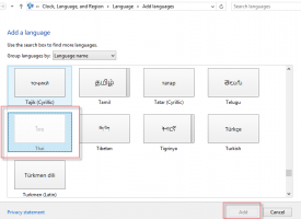 เปลี่ยนภาษา Windows 10 และสลับภาษาไทย-อังกฤษ