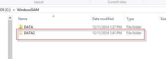 Hidden folders Windows-5