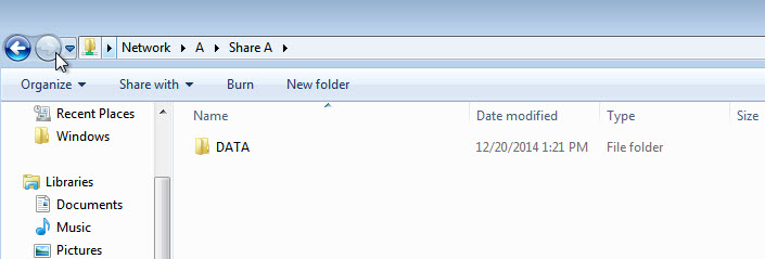 Share File Windows 7-17