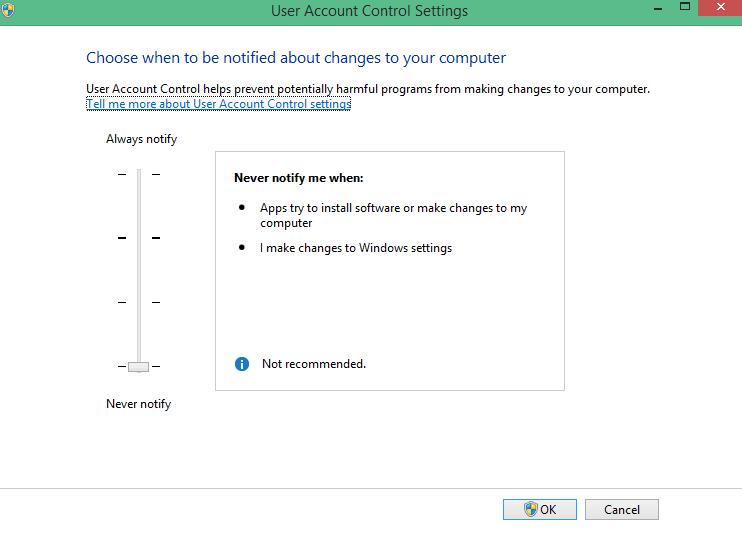 Disable UAC-Windows8.1-2