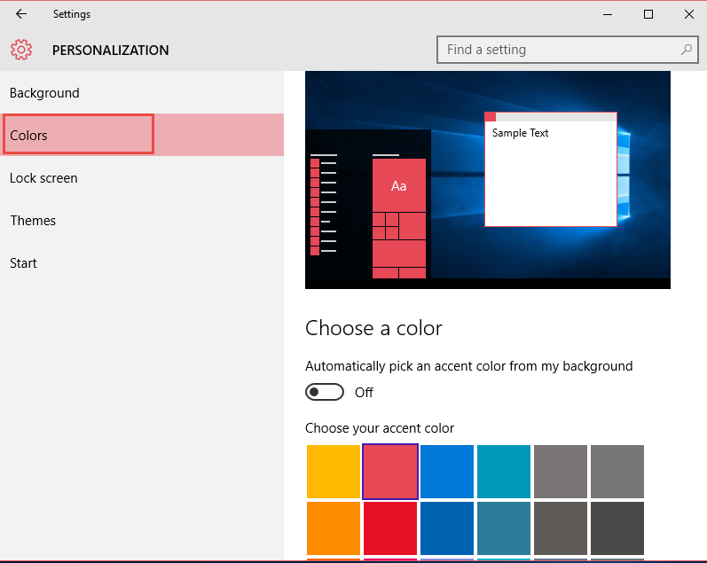Change-Color-Windows10-2