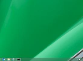 ซ่อนและแสดง Desktop icons Windows