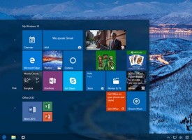 ปรับสีของ Windows Borders  , Taskbar และ Start Menu Windows 10