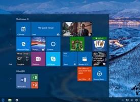 ปรับสีของ Windows Borders  , Taskbar และ Start Menu Windows 10