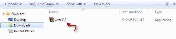 Show File Type Windows 7