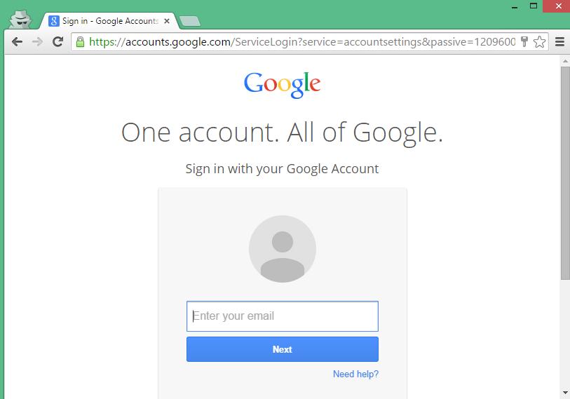 Change Password Gmail-2