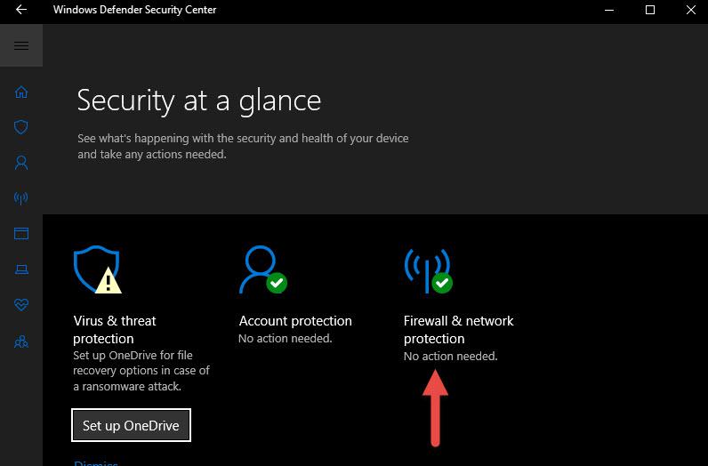 แอนตี้ไวรัส Windows 10-3