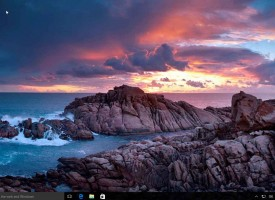 ปรับเปลี่ยน Background Desktop สำหรับ Windows 10