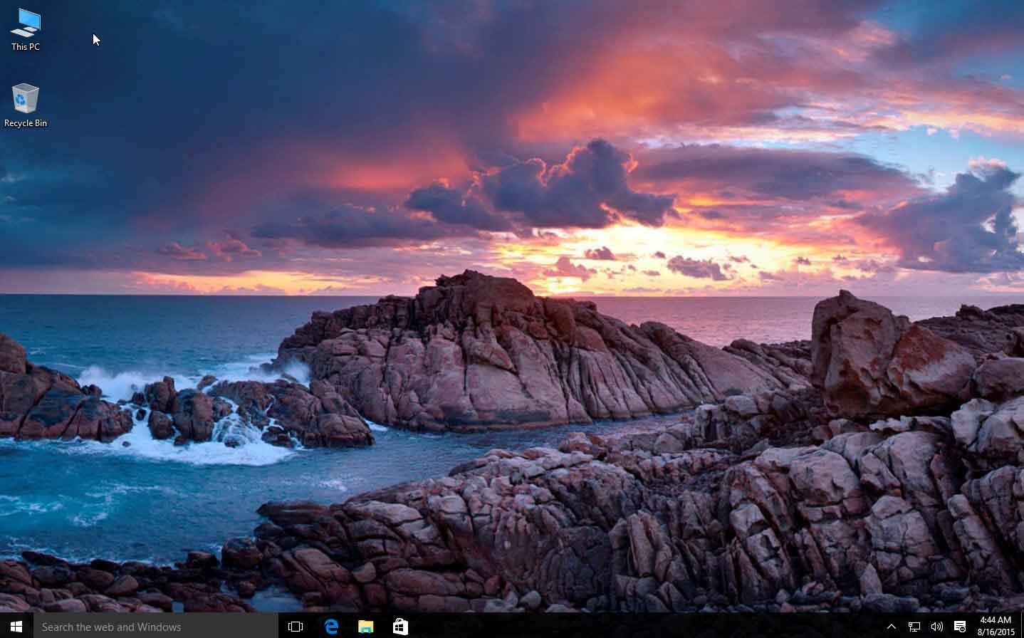 Win 10 Zweiter Desktop