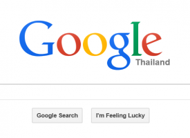 ตั้ง Google Search ใน Microsoft Edge