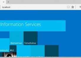 วิธีการติดตั้ง IIS สำหรับ Windows 10