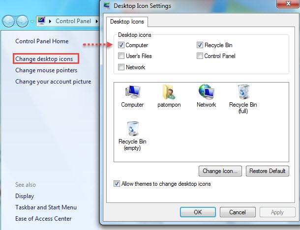 MyComputer-Windows7-Show