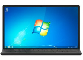 แสดง icons Computer บนหน้าจอ Windows 7