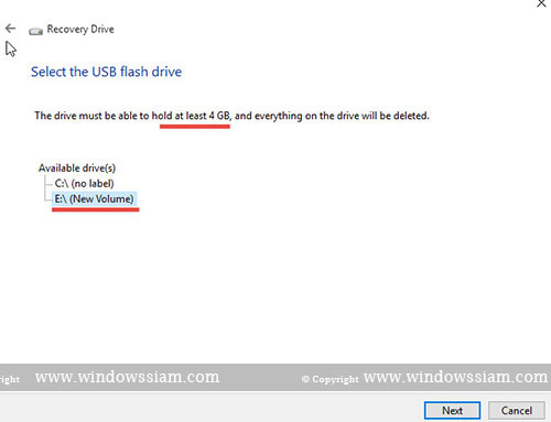 Recovery-Drive-Windows10-USB