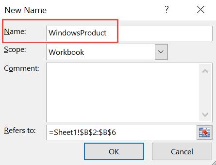 drop-down list Microsoft Excel 2013-2