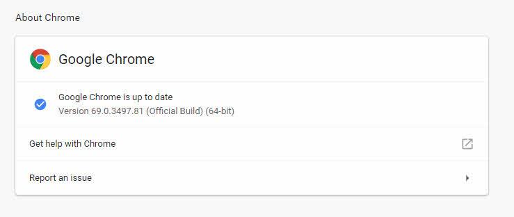 อัพเดท Google Chrome-3
