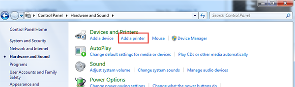 add print to pdf windows 7