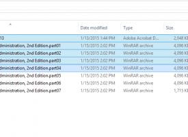 Check boxes ไฟล์ต่างๆ หรือ Folders Windows
