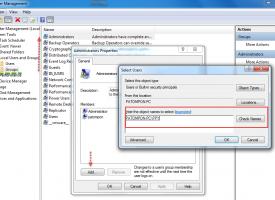 สร้าง User Account สำหรับ Windows 7 และ Windows 8.1