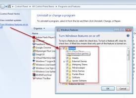 เกมส์ที่ซ่อนไว้ใน Windows 7