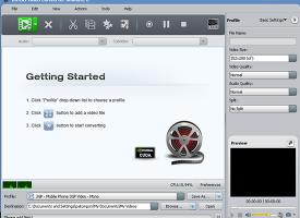 โปรแกรมแปลงไฟล์ ImTOO Video Converter