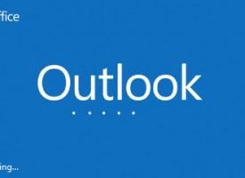 การสำรองข้อมูล Email Microsoft Outlook 2016/2013