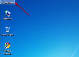 เอา My computer มาไว้บน Desktop Windows 7