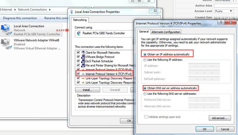 Network-Windows7-IP4