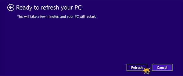 Refresh-Windows8.1 Step6