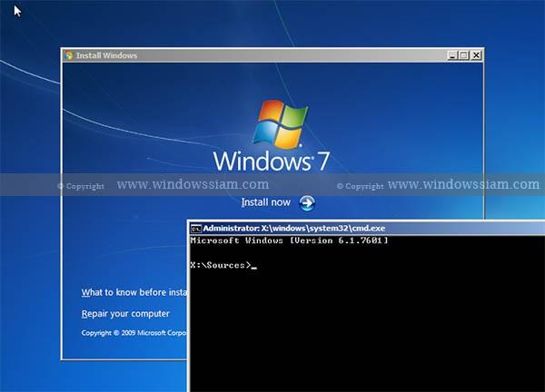 วิธีการลง Windows แบบ UEFI ทำได้ทุก Windows 10 / 8 1 / 7 | WINDOWSSIAM