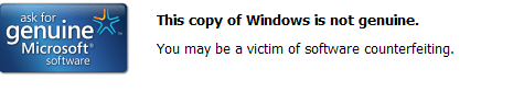 genuine Windows XP