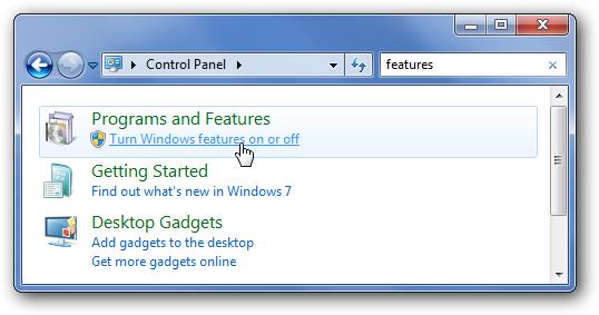 install-IIS-Windows7