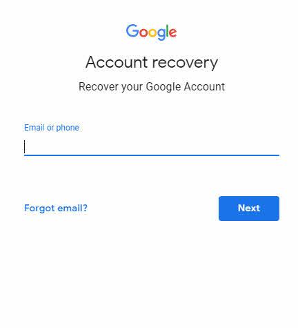 ลืมรหัส Gmail-8