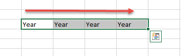 Copy Data Type Excel