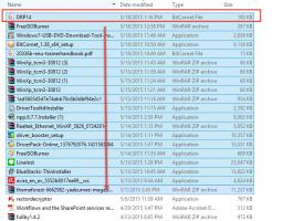 วิธีการลบไฟล์ทีละเยอะๆเป็นช่วงๆใน Windows