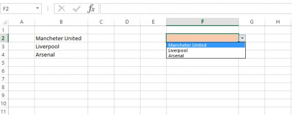 Drop-down-list-Excel2013-1