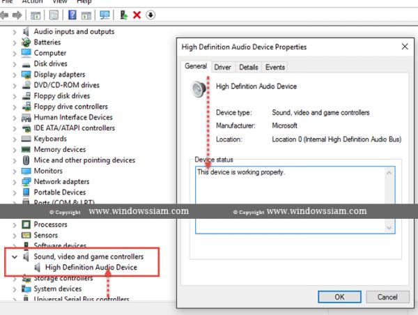 Fix-Sound-Windows 10 step2