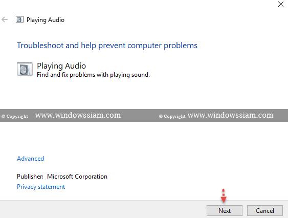 Fix-Sound-Windows 10 step8