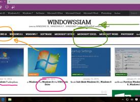 """การปรับ Home Page """"Microsoft Edge"""" และตั้งค่าให้ค้นหา Google"""