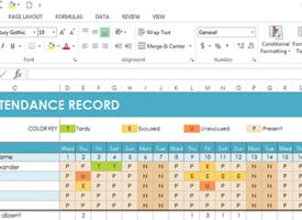 เพิ่มเมนู Quick Access Toolbar ใน Microsoft Excel 2013