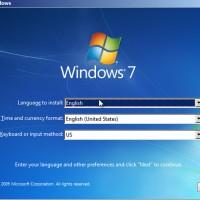 ทำการ Repair Windows 7