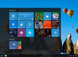 การตั้งพักหน้าจอ Windows 10