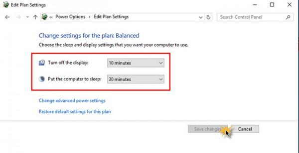 Turn Off Diskplay Windows10 TurnOff