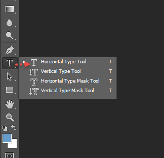 Type-Tools-Photoshop