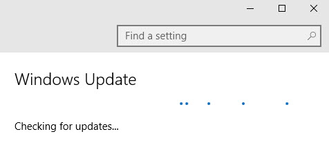 Update Windows 10 -3