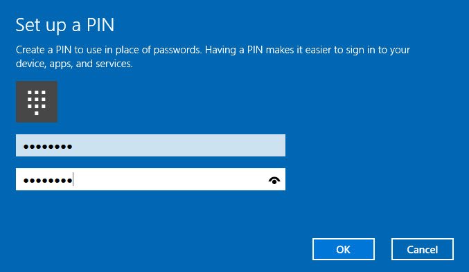 Windows 10 Sign-in email 6