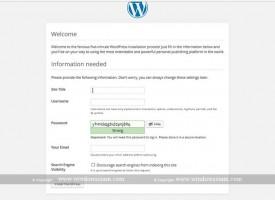 สอนลง WordPress เพื่อทำเว็บไซต์